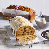 Coconut Chai Spiced Loaf