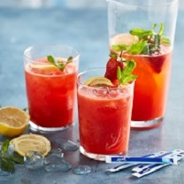 Equal Strawberry Lemonade