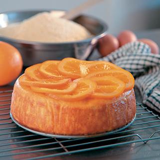 Gluten Free Almond Orange Cake